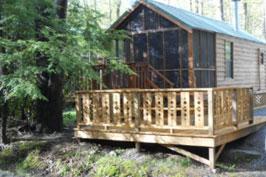 Cabin #27 - Sleeps 4