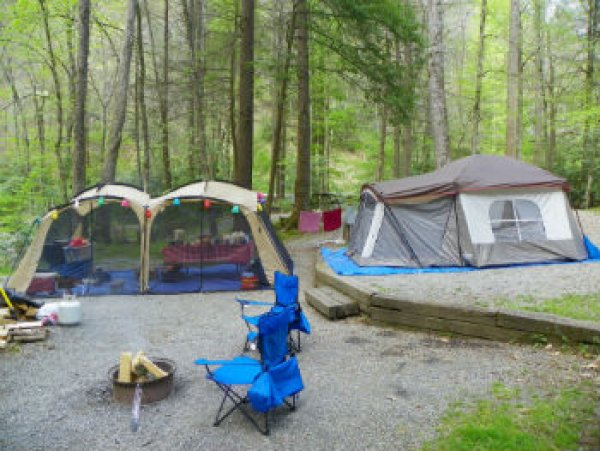 Best Family Campgrounds in NC - Indian Creek Campground ...