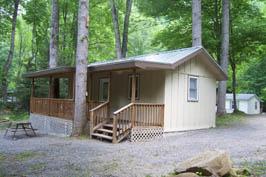 Cabin # 49 - Sleeps 4