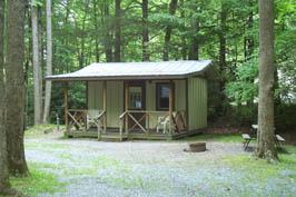 Cabin #16 - Sleeps 6