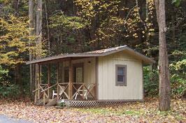 Cabin #37 A & B - Sleeps 4